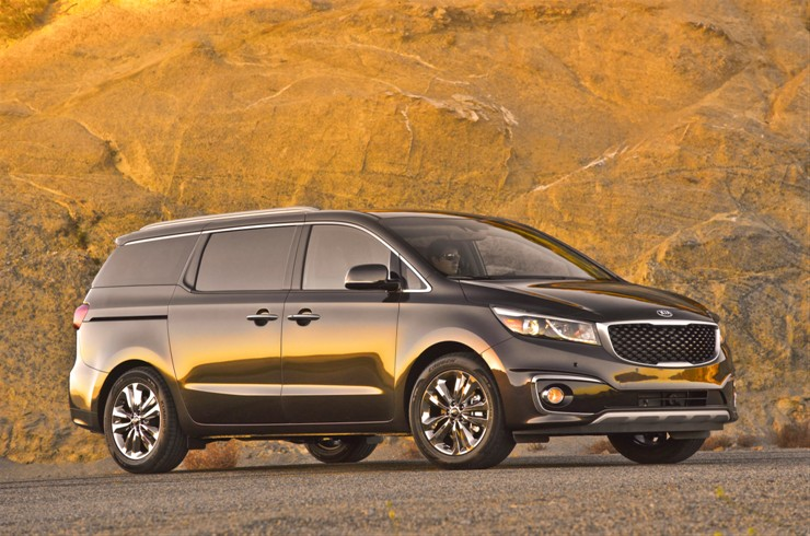 All Information Amp Pictures About The 2015 Kia Sedona For The Us Market The Korean Car Blog