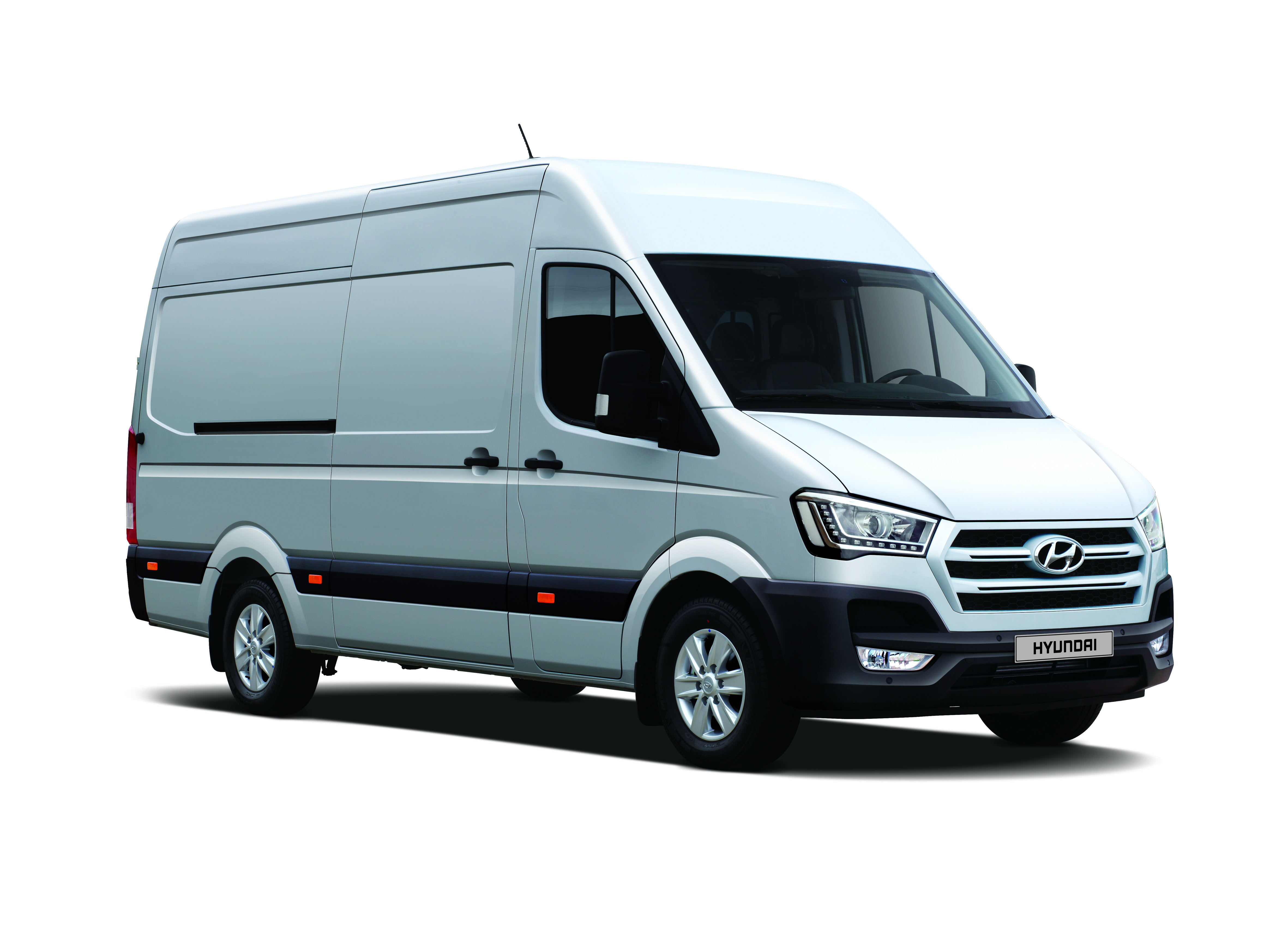 Hyundai Revealed First Official Picture Details Of H350