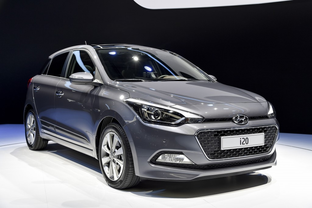 hyundai new generation i20 full specs gallery videos the korean car blog. Black Bedroom Furniture Sets. Home Design Ideas