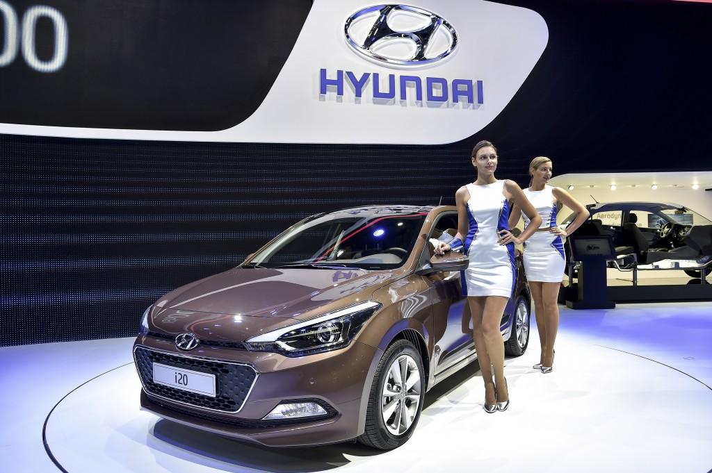 Hyundai đặt mục tiêu nắm bắt hơn của phân khúc B đang phát triển ở châu Âu
