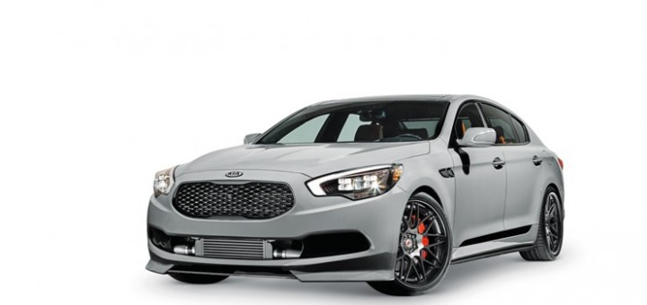 Kia_Motors_America_SEMA_2014_A_Day_at_the_Races_High_Performance_K900