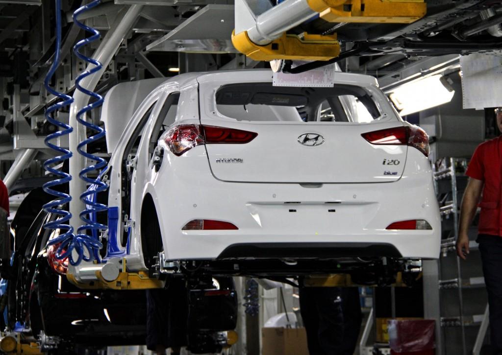 Hyundai Motor Bắt đầu sản xuất xe i20 thế hệ mới cho châu Âu