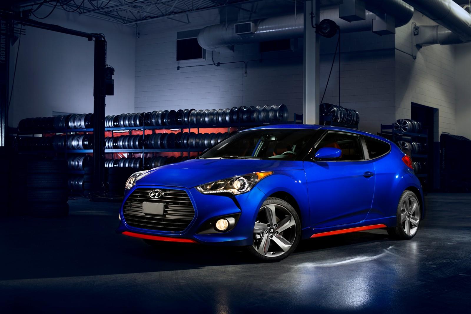 Hyundai Considering Small Sports Car Under Veloster Turbo