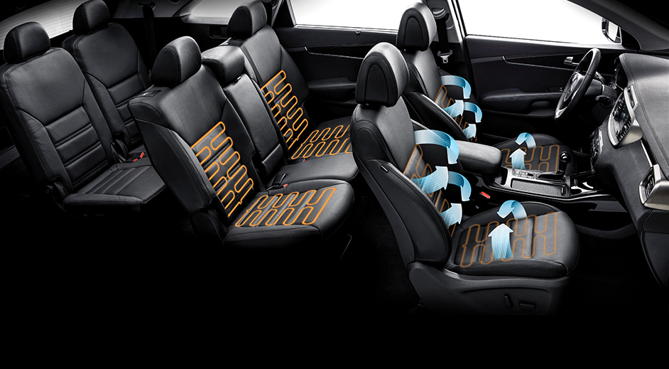 more pictures video of the all new kia sorento the korean car blog. Black Bedroom Furniture Sets. Home Design Ideas