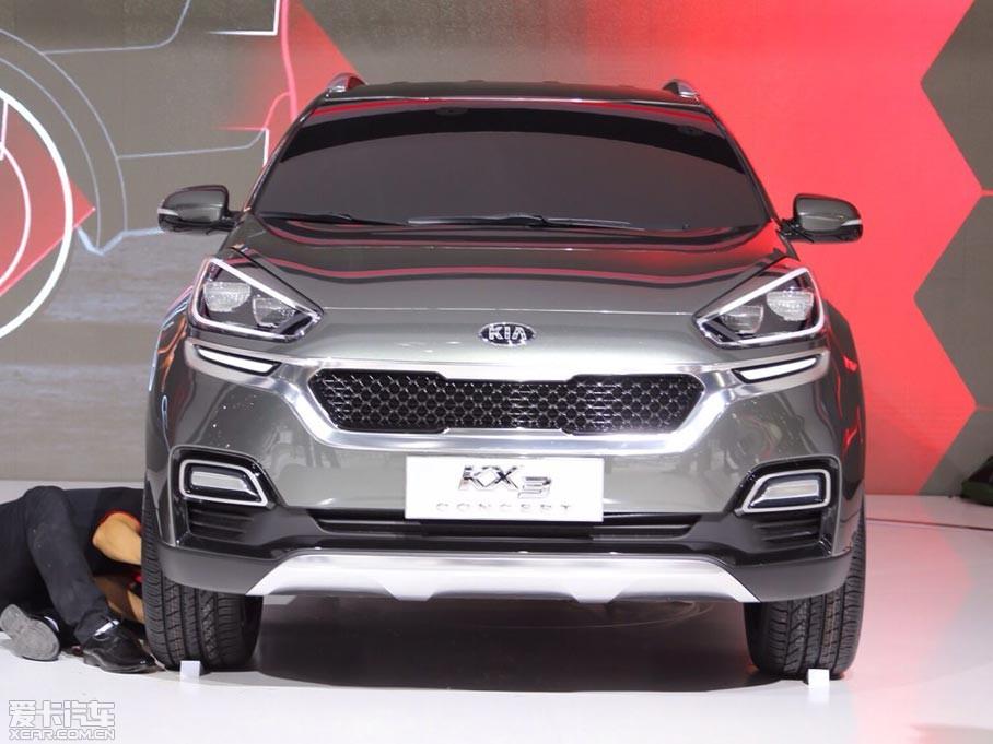 KiaKX3Concept1  The Korean Car Blog