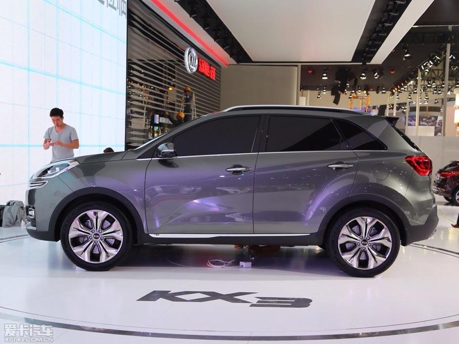 KiaKX3Concept4  The Korean Car Blog