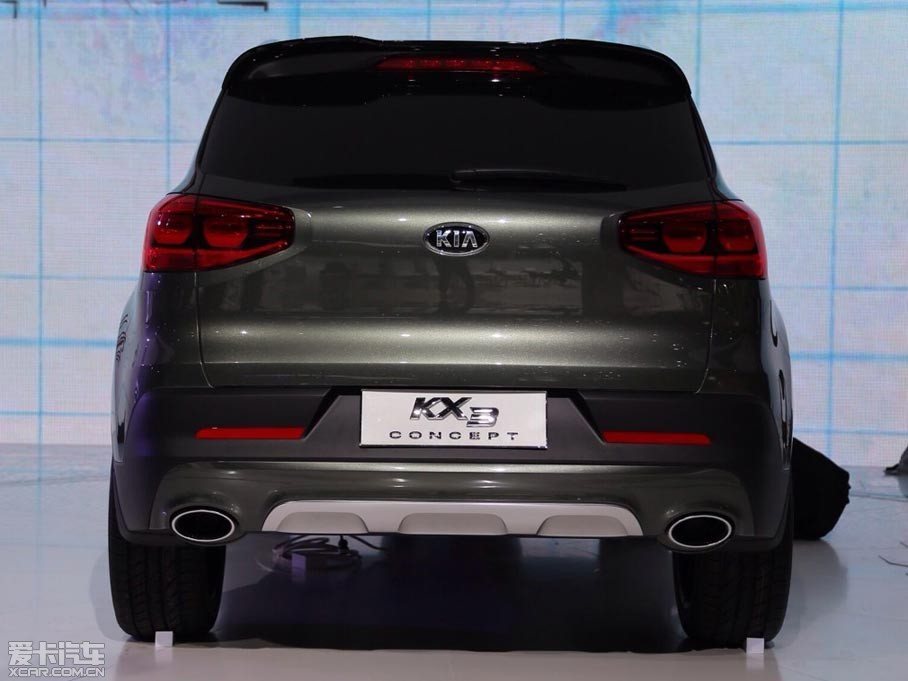 Kia KX3 Concept Previews MiniSUV Codenamed KC  The Korean Car Blog