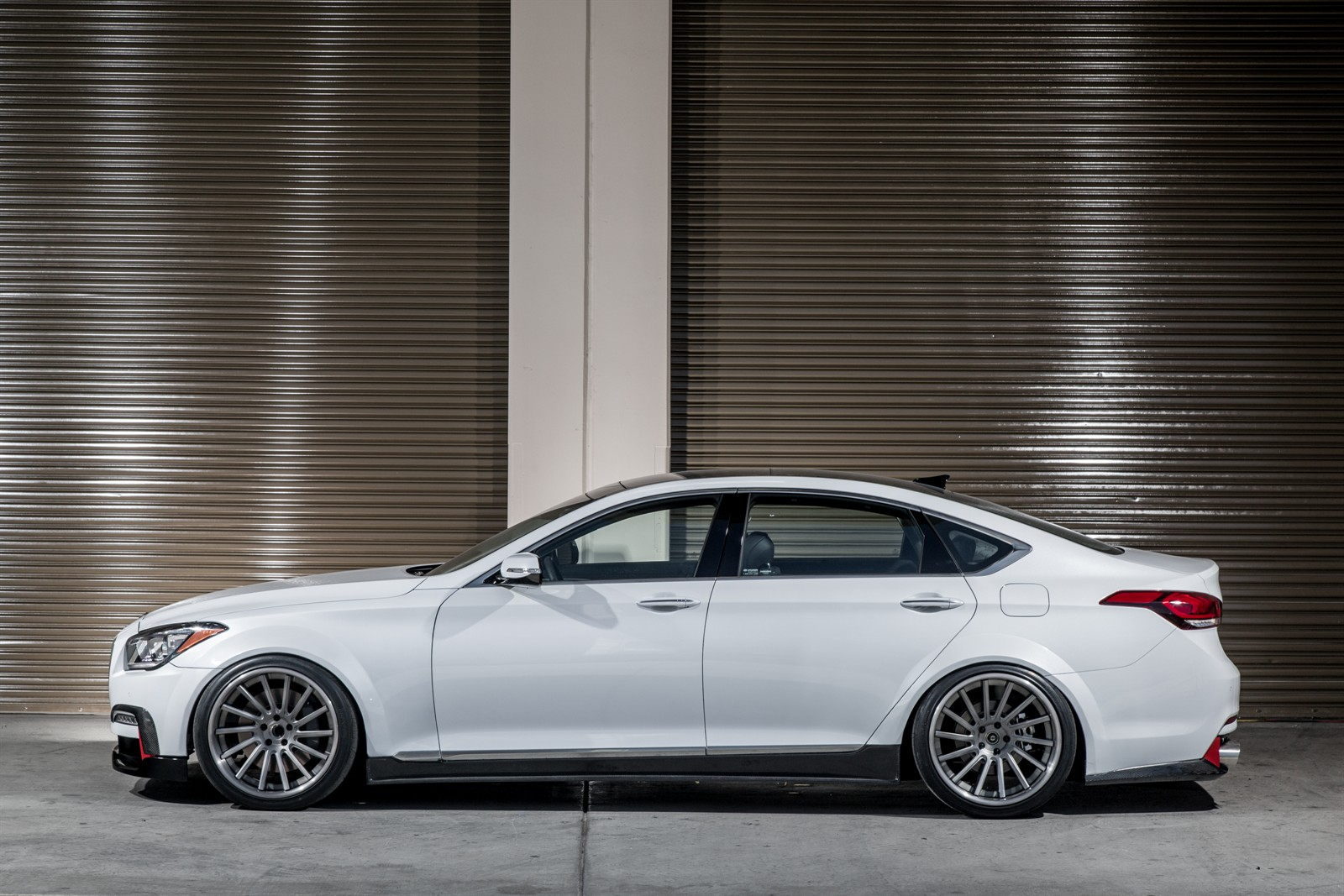 Ark Performance Hyundai Genesis Sedan 2014 Sema Show 10