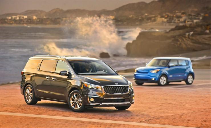 Kia motors america announces record october sales the for Kia motors usa com