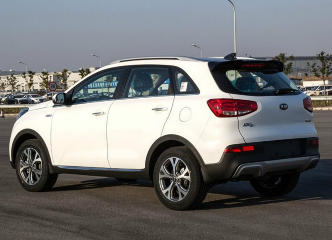 Kia KX3 Production Variant Spotted Completely Undisguised  The