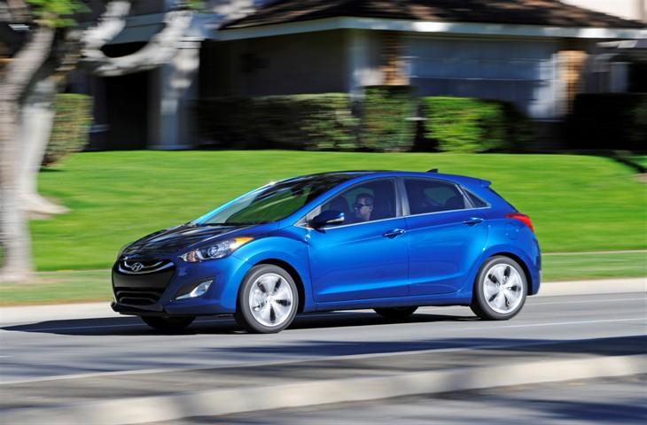 Hyundai Elantra GT Facelift Scheduled for Chicago