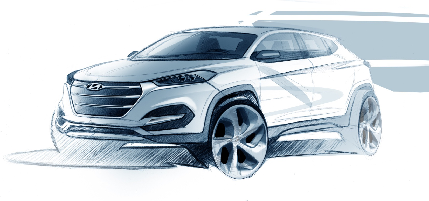hyundai-ix35-tucson-first-official-sketch-to-reveal-in geneva-TL