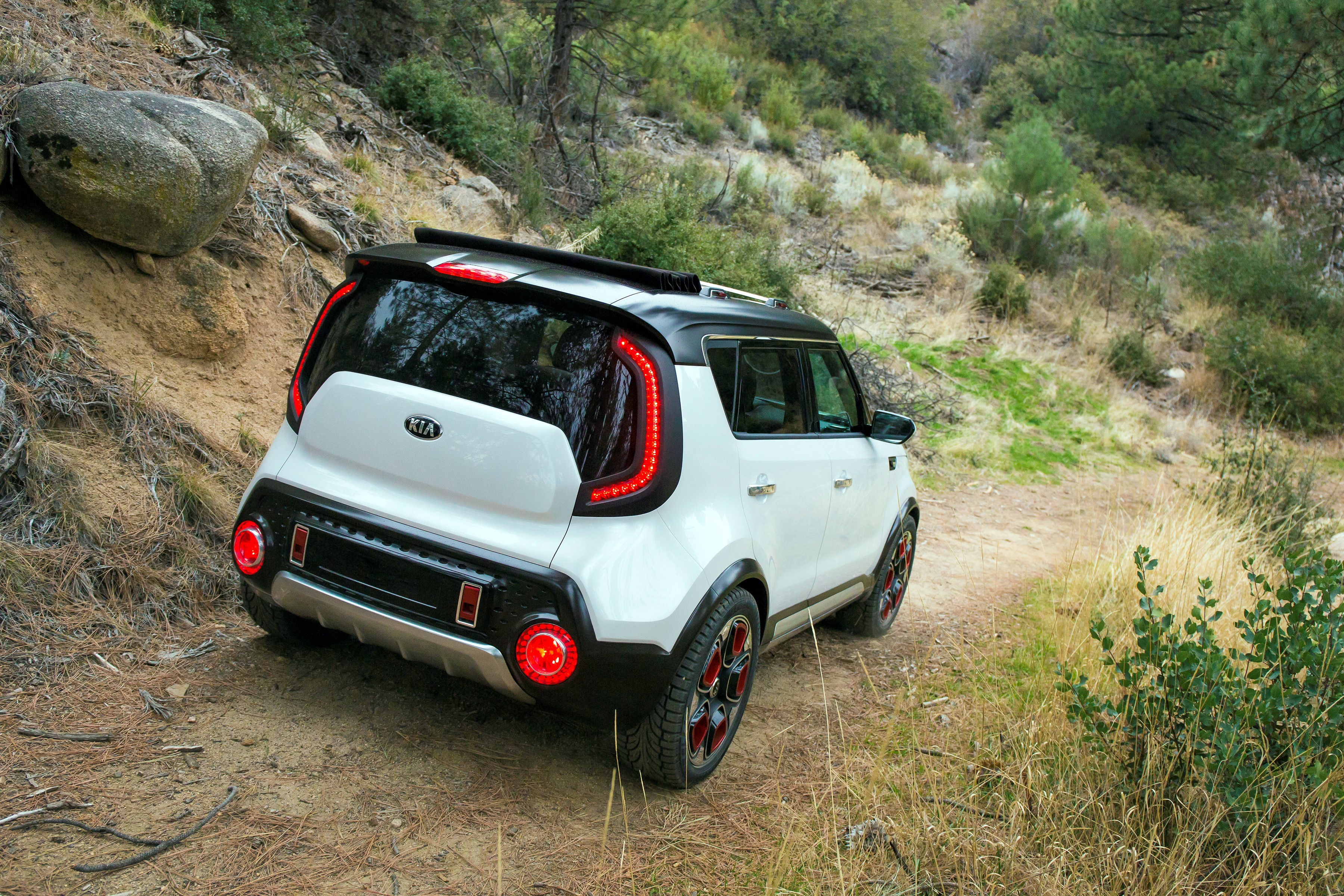 trail 39 ster the kia soul awd electric concept revealed the korean car blog. Black Bedroom Furniture Sets. Home Design Ideas