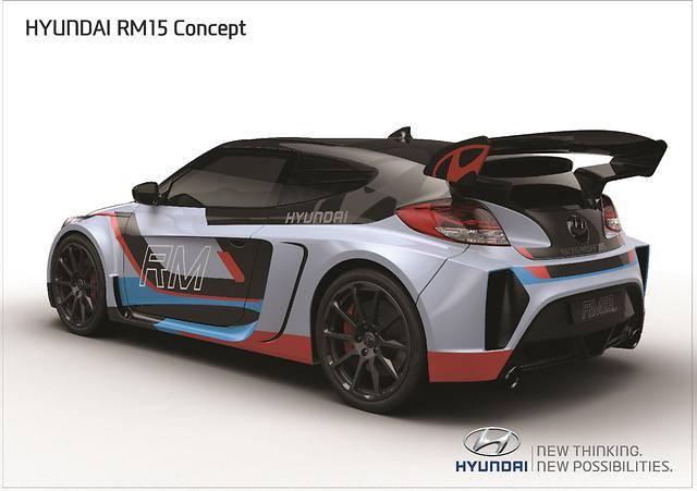 Hyundai Veloster Midship RM15 Concept - The Korean Car Blog