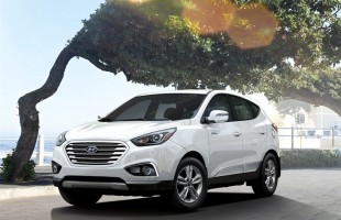 2015 Tucson Fuel Cell