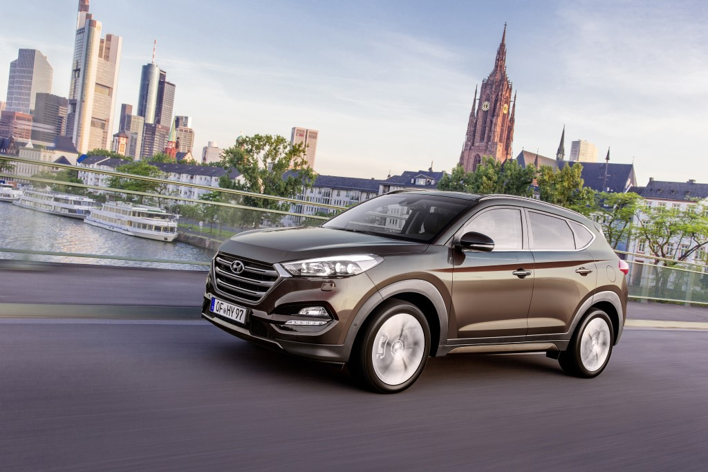 First Drive 2016 Hyundai Tucson European Spec The Korean Car Blog