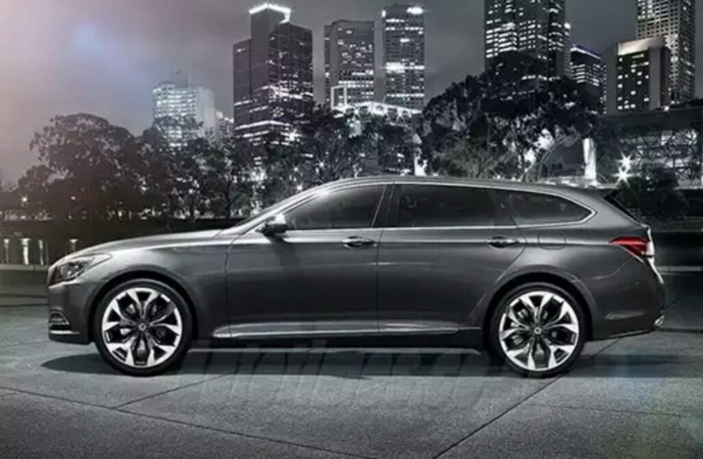 exclusive hyundai genesis suv information the korean car blog