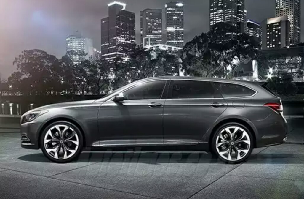 Exclusive Hyundai Genesis Suv Information The Korean Car Blog