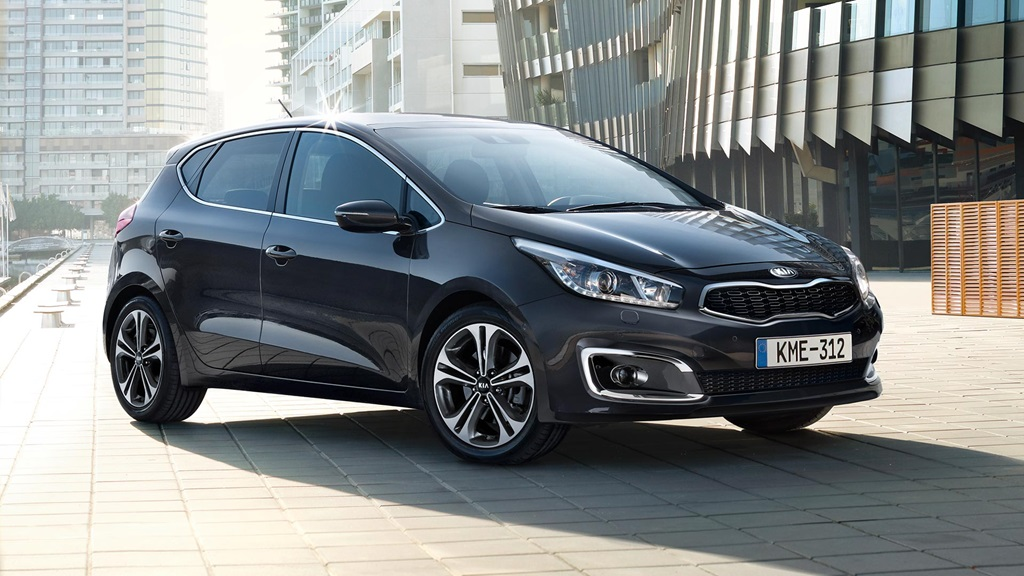 2016 kia ceed facelift all details photos videos the korean car blog. Black Bedroom Furniture Sets. Home Design Ideas