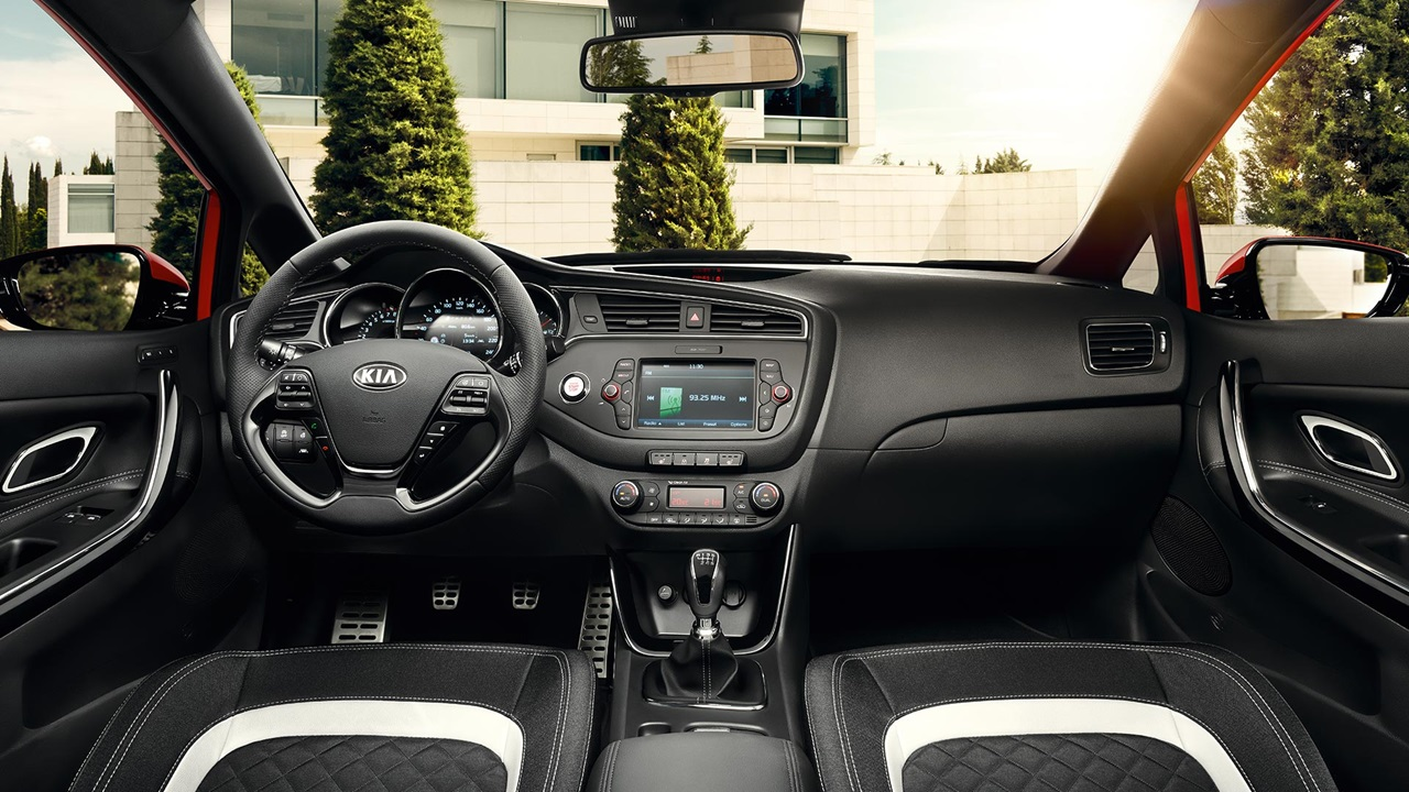 2016 Kia Ceed Facelift All Details Photos Videos The