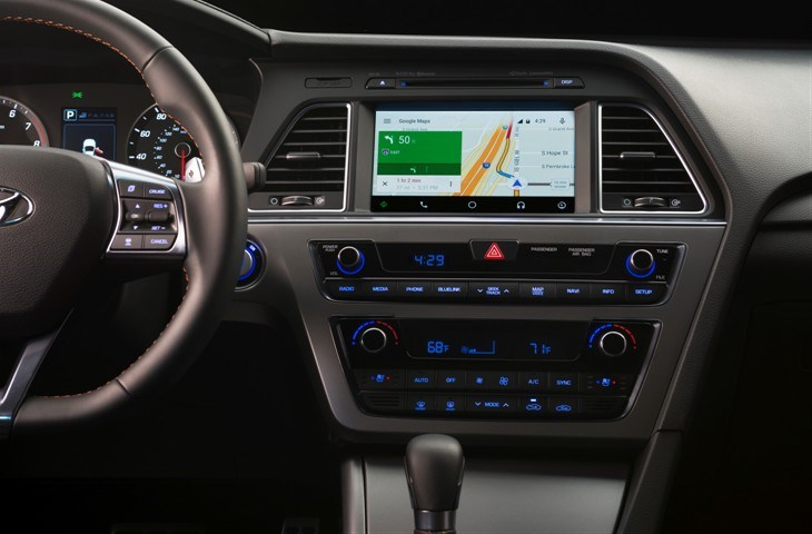 Hyundai Sonata Android Auto Update Tutorial The Korean