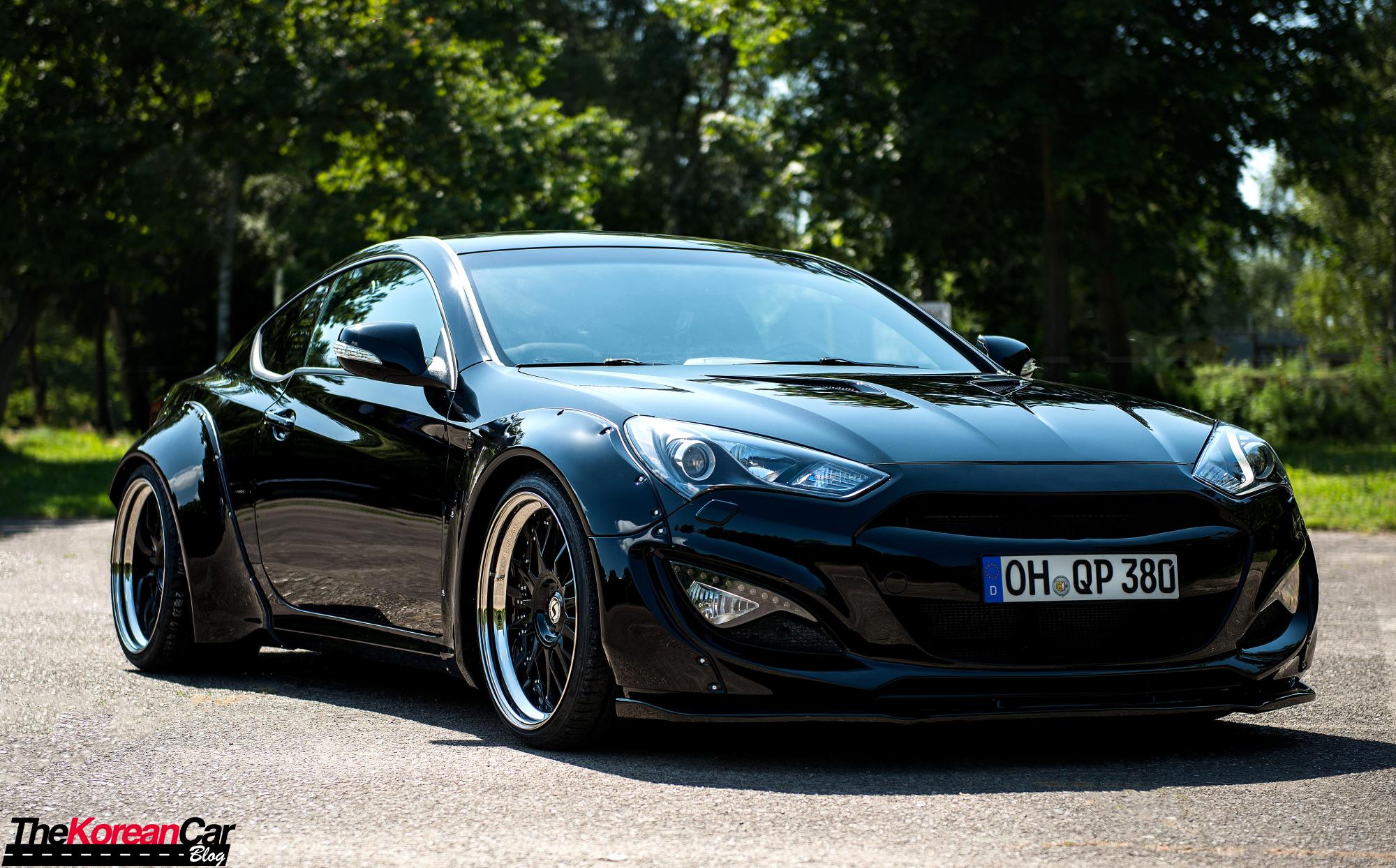 Interview Nils Weinberg 2013 Hyundai Genesis Coupe 3 8