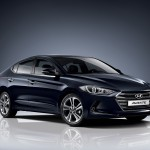 all new Hyundai Elantra revealed ahead Frankfurt