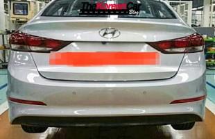 new hyundai elantra to debut at frankfurt motor show