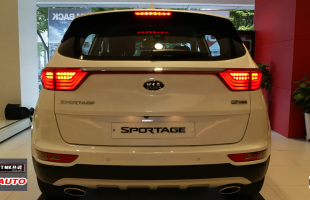 2016 Kia Sportage first look in video