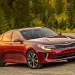 2016 Optima SX 2.0 turbo