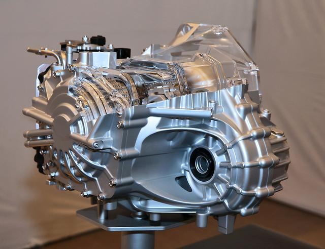 Hyundai 8 Speed Automatic Transmission for FWD cars - The ...