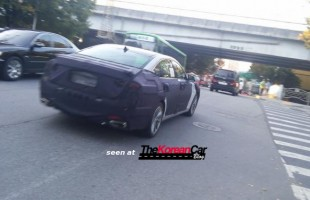 hyundai genesis facelift to have diesel and turbo engines (1)