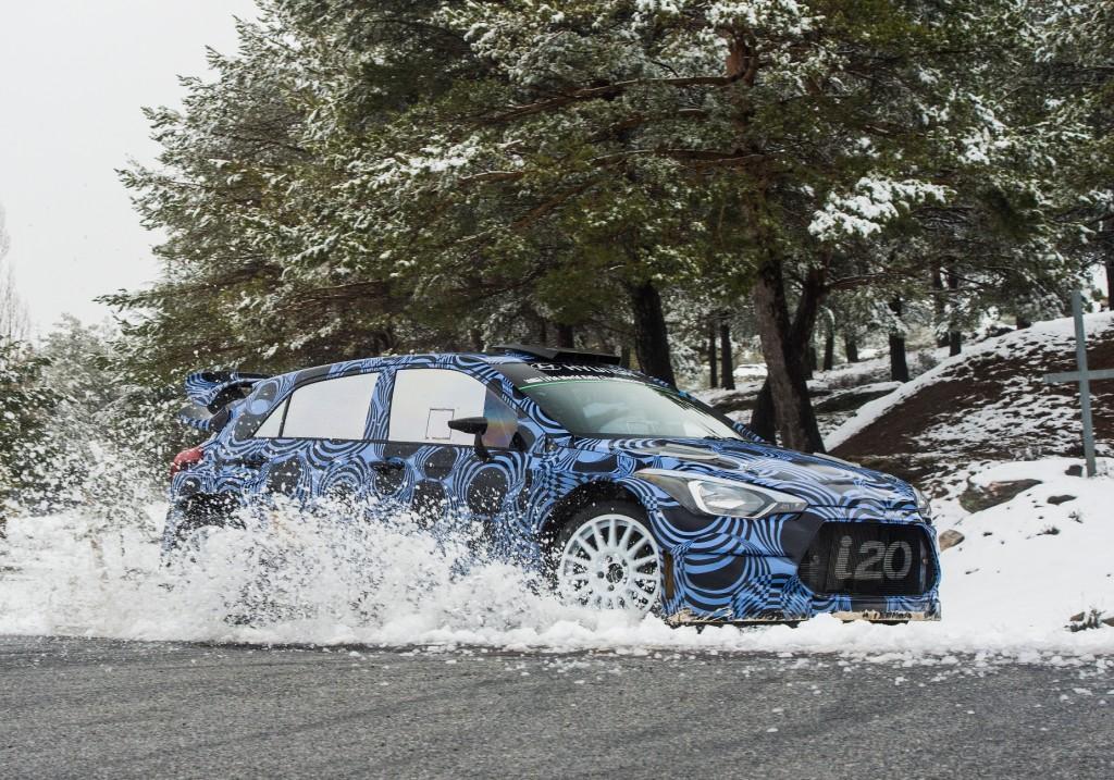 New Generation i20 WRC
