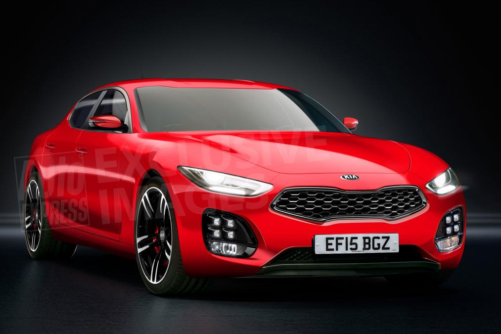 Kia GT Sport Is Finally Ready For Production..In 2017 ...