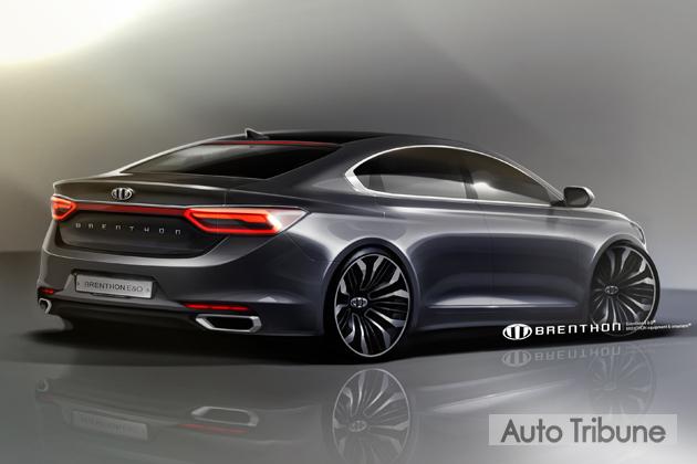 Render: The 6th generation Hyundai Grandeur - The Korean ...