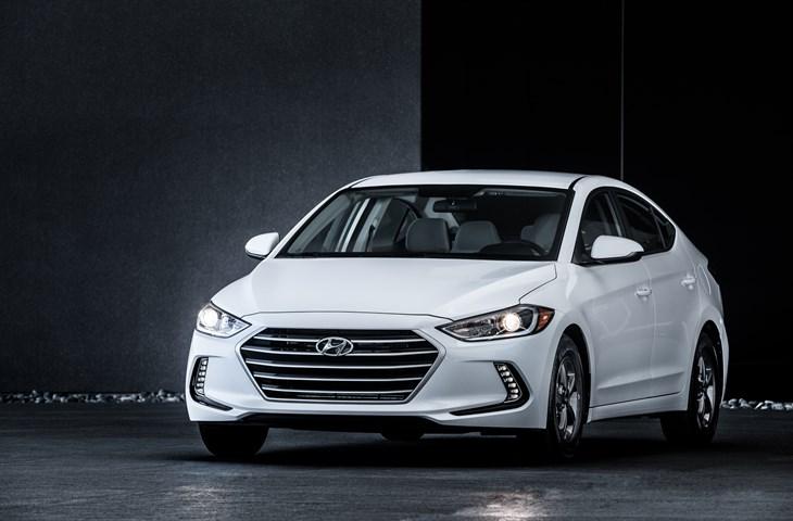 2017 Hyundai Elantra Eco