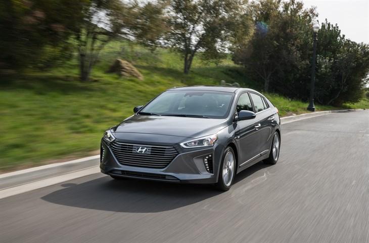 Hyundai motor company named a top green company by newsweek the