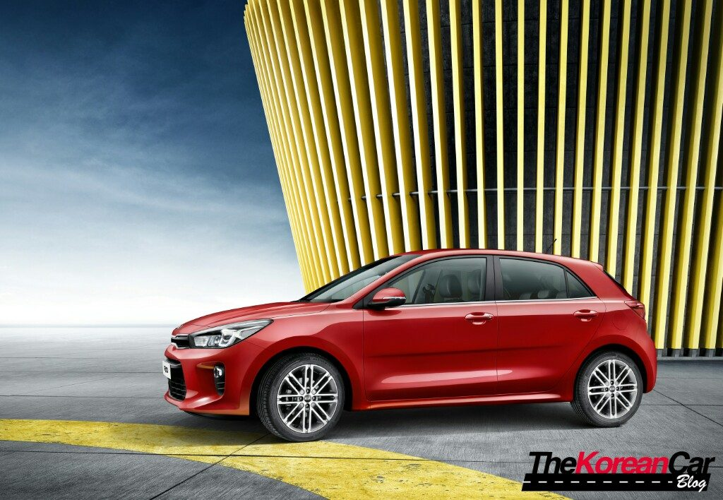Kia all-new Rio
