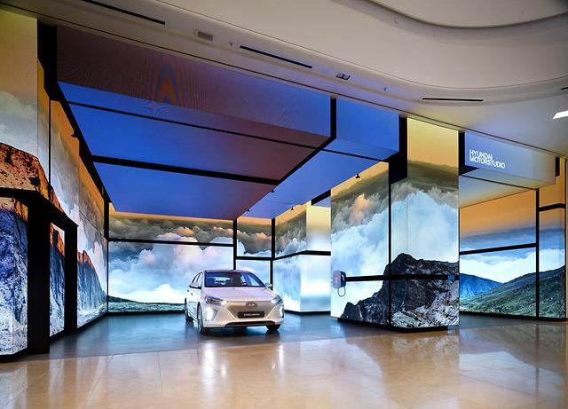 Hyundai Motorstudio Hanam