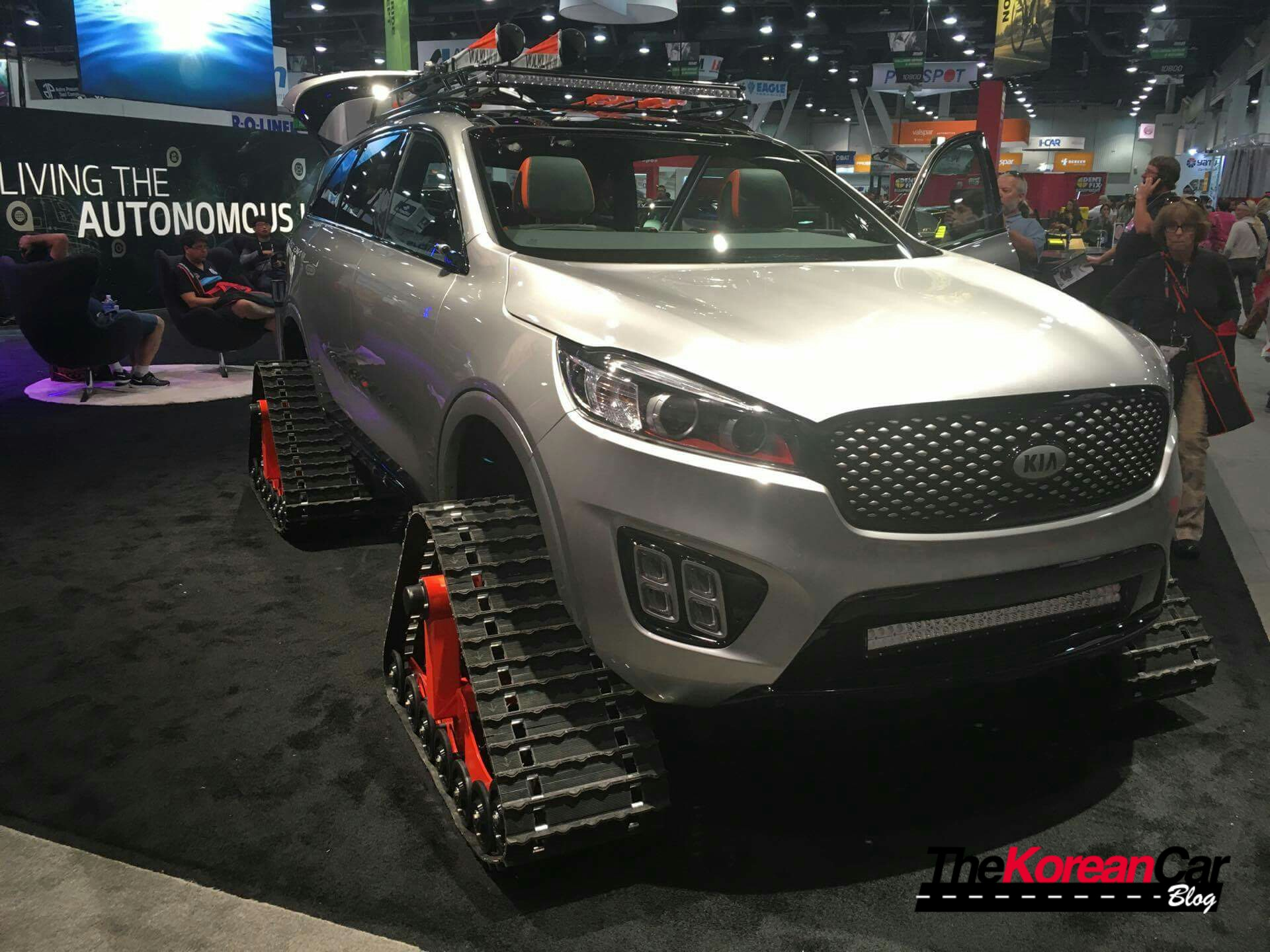 whether it be the location nevada las vegas or the latest car and product news sema has it all