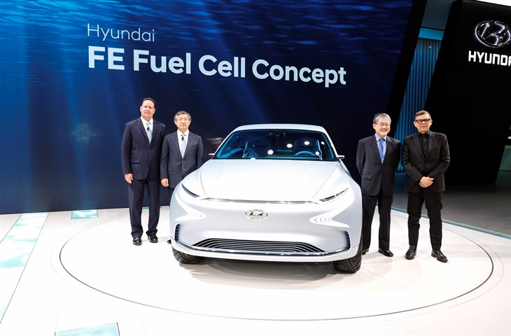 Fuel Cell Concept