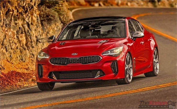 KMA Announces 2018 Kia Stinger Prices The Korean Car Blog