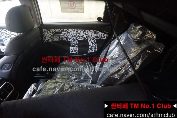 2019 hyundai santa fe interior 2 - The Korean Car Blog