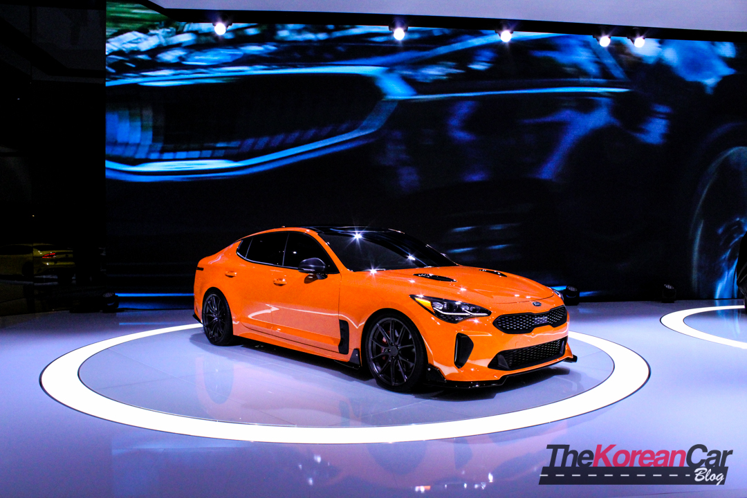 Kia motors america at 2017 los angeles autoshow the for Kia motor company usa