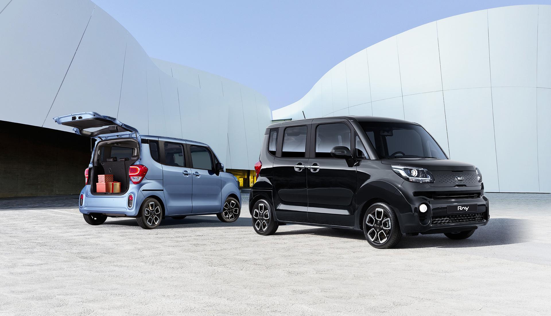 Kia launched updated ray in south korea the korean car blog for Kia motors south korea