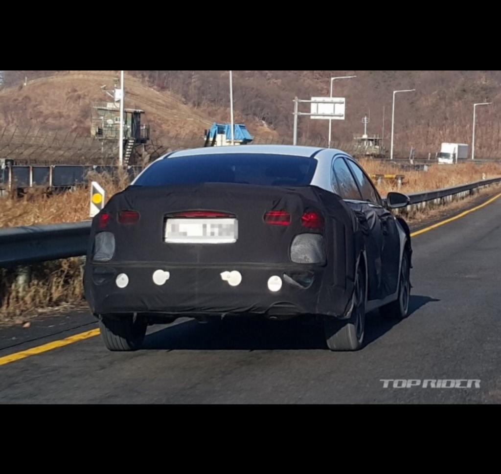 Kia Ceed 3rd Generation >> 2019 Kia K3 Forte Spotted for the First Time - The Korean Car Blog