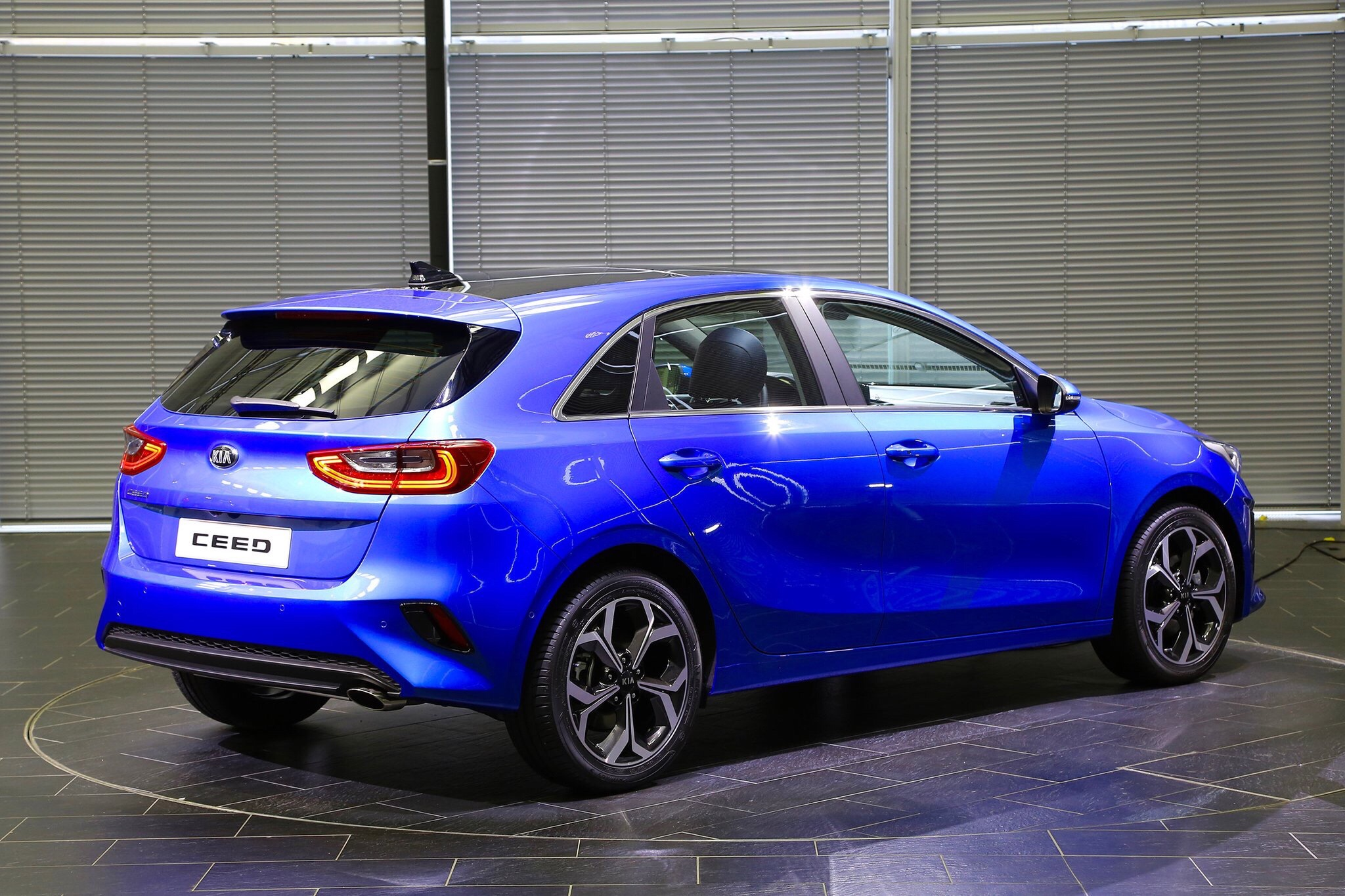 Kia Ceed 3rd Generation >> 3rd Generation Kia CEED Revealed - The Korean Car Blog