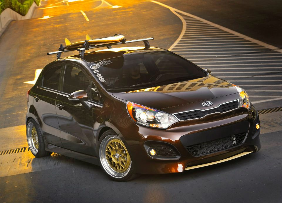 Sema 2011 First Official Images And Info About Kia 39 S Models Korean Car Blog