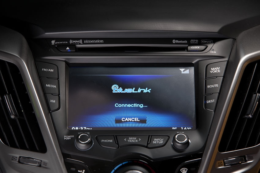 US: Hyundai launches All-New Blue Link Mobile Application - Korean