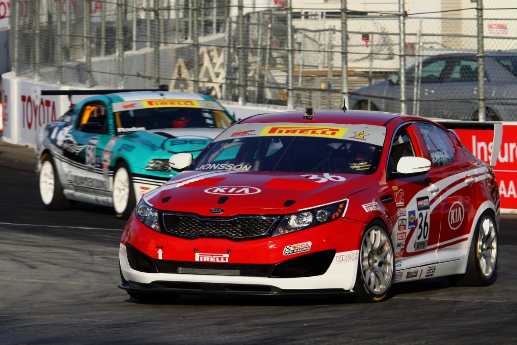 Pirelli World Challenge - Long Beach Grand Prix 2013